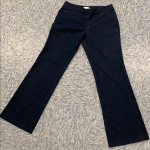 New York & Company Denim Dress pants